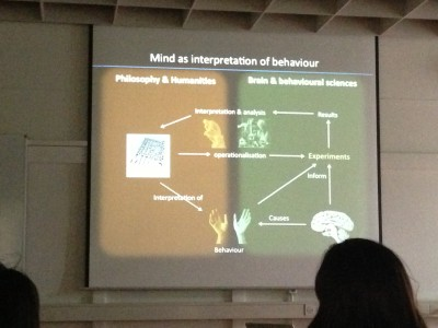 Marc Slors neurohermeneutics