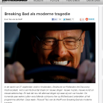 Breaking Bad als moderne tragedie