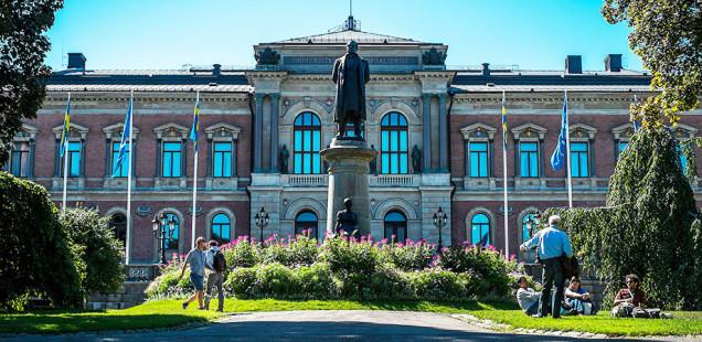 Talk at University of Uppsala, March 17