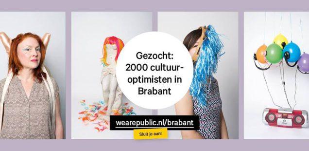 Sluit je aan bij We Are Public Brabant!