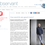 Interview door Observant