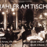 Experiments in classical music #1: Mahler am Tisch
