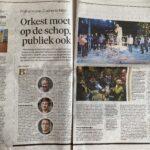 Interview in Eindhovens Dagblad