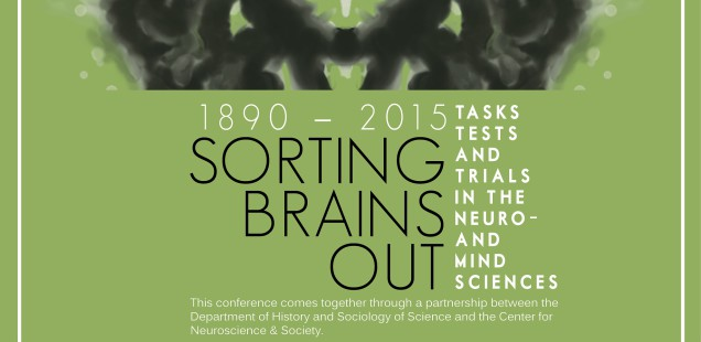 Talk at conference 'Sorting Brains Out', UPenn September 18