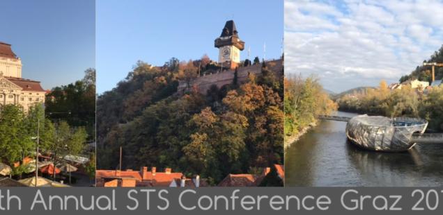 Upcoming Talk: STS Conference Graz 2019, May 6th
