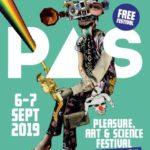 Upcoming Talk at PAS Festival Maastricht, September 6