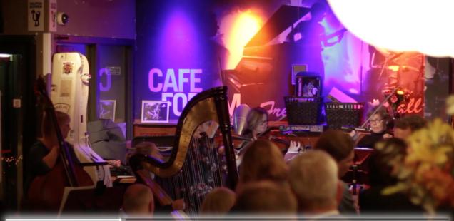 Mahler am Tisch: the video