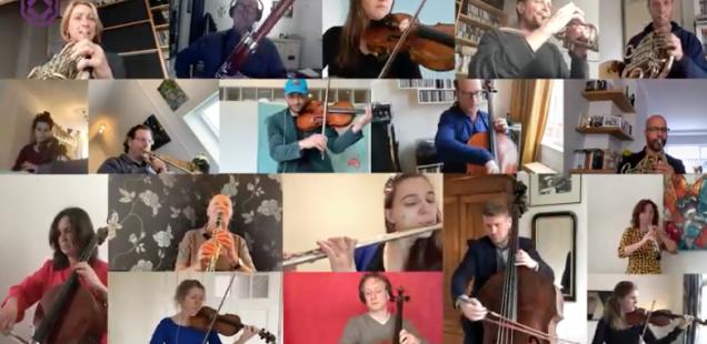 Interview door Observant over impact corona op klassieke muziekpraktijk